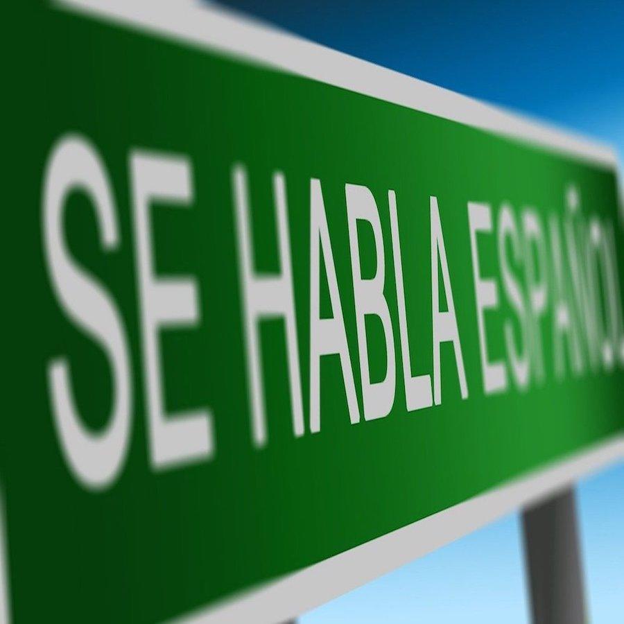 Sitios web bilingües inglés español
